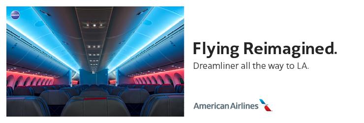American Airlines | International Flights, Business Class
